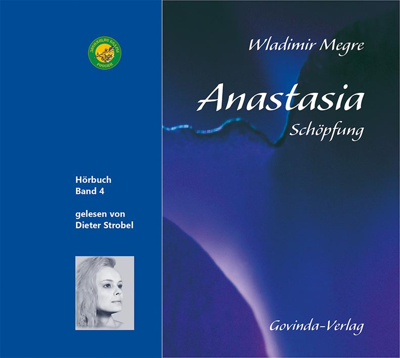 Anastasia, Band 4: Schöpfung (MP3-Hörbuch)