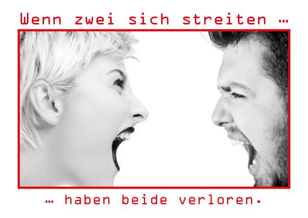Poesie-Postkarte 011_Streit