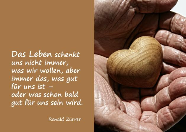 Poesie-Postkarte 006_Geschenk des Lebens
