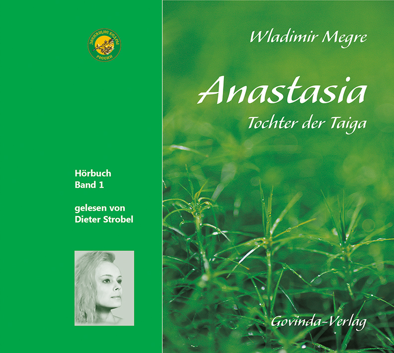 Anastasia, Band 1: Tochter der Taiga (MP3-Hörbuch)