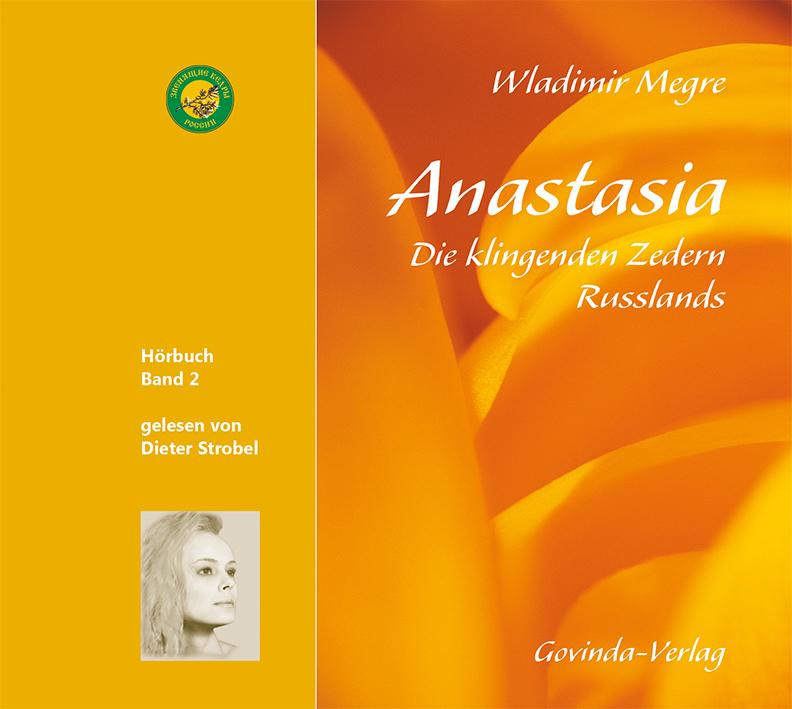 Anastasia, Band 2: Die klingenden Zedern Russlands (MP3-Hörbuch)
