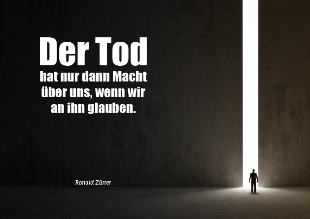 Poesie-Postkarte 017_Macht des Todes